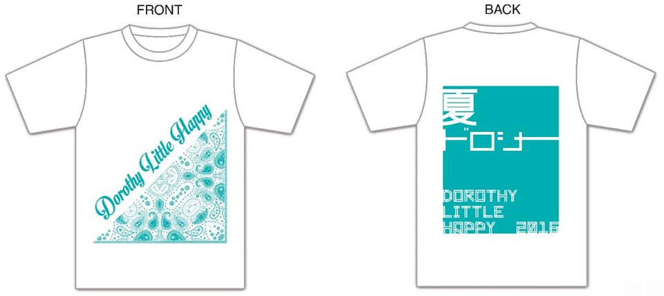 TIF 2016  Dorothy Little Happy LIVE & 特典会情報!